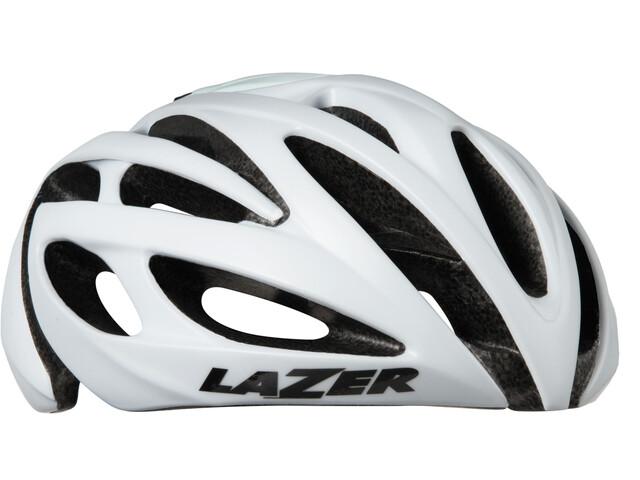 Lazer O2 Fietshelm wit